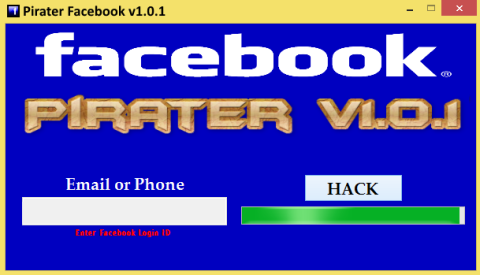 Pirater Facebook v1.0.1